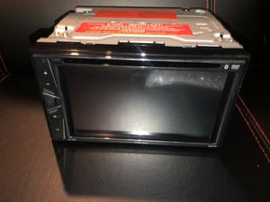 Pioneer double tv radio for Sale in Chicago Heights, IL