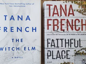 Set Of Tana French Hardcovers for Sale in Boyertown,  PA