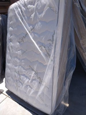 Twin bed and box spring free deliver for Sale in Glendale, AZ
