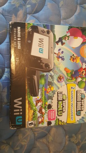 Nintendo Wii U game bundle for Sale in St. Louis, MO
