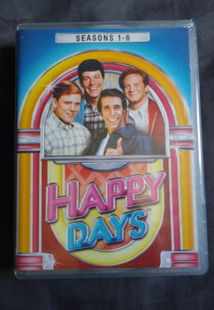 Happy Days DVD Brand New for Sale in Brick Township, NJ