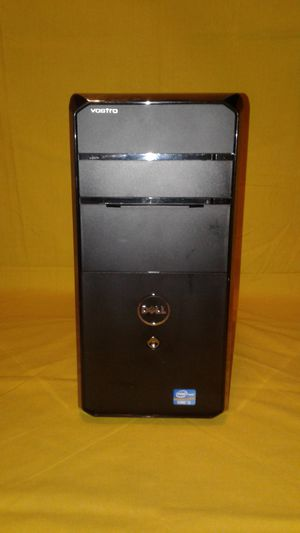 Dell Vostro 460 Desktop Computer for Sale in Clinton, IA