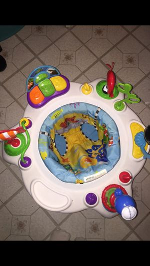 Baby Einstein Rhythm Of The Reef Activity Saucer for Sale in Union City, NJ