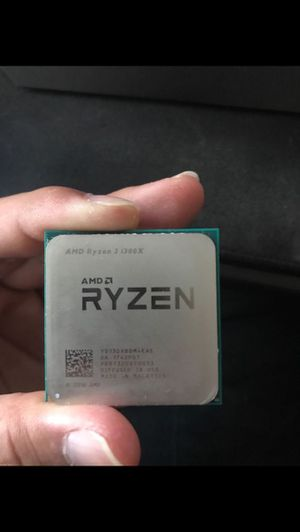 Ryzen 3 1300x with warranty for Sale in Garden Grove, CA