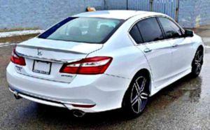 White'15 Honda Accord 🚭 for Sale in Oakland, CA