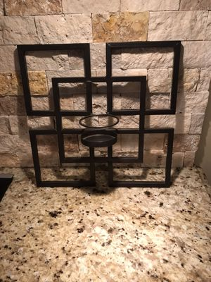 Candle wall sconces for Sale in Richardson, TX
