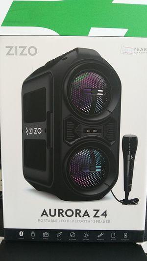 Zizo Aurora Z4 Bluetooth Speaker for Sale in San Angelo, TX