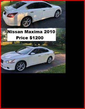 ֆ12OO_2010 Nissan Maxima for Sale in Orlando, FL