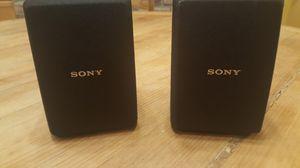 2 Sony speakers for Sale in Chandler, AZ