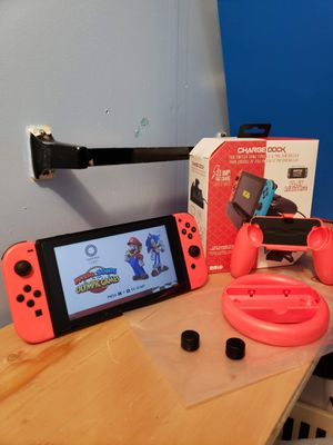 Nintendo switch fully loaded with over 27 games for Sale in Santa Ana, CA