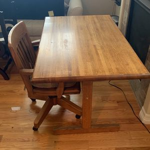 Office Table And chair for Sale in Brighton, CO