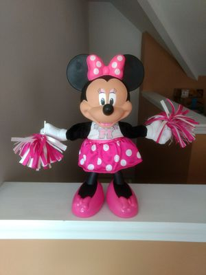 Minnie Cheerleader for Sale in Willow Spring, NC