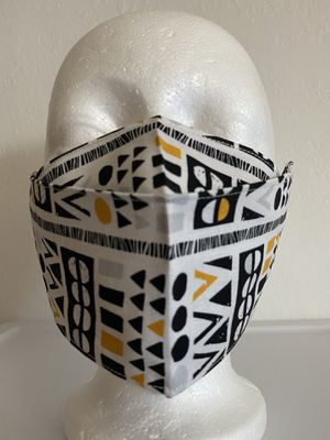 3D Face Mask Adults (Tribal)-C32 for Sale in San Diego, CA
