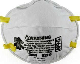 3M 8210 Particulate Respirator Mask for Sale in Miami,  FL