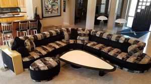 Custom couch and table for Sale in Scottsdale, AZ