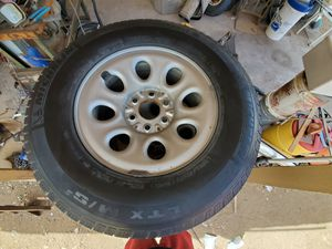 Rims and tires for Sale in Tucson, AZ