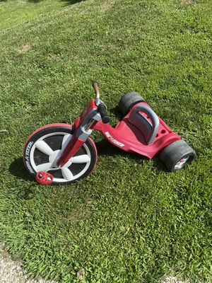 Radio flyer big wheel for Sale in Naugatuck, CT