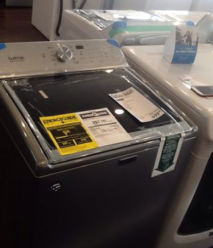 New open box maytag washer MVWB765FC for Sale in Long Beach, CA
