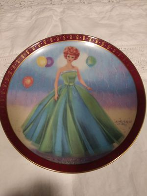 Danbury Mint Barbie Plate for Sale in Everett, WA