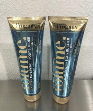 Brand new Proganix Soy Protein Plus Caffeine Volume Shampoo, 8.5 Ounce ($5 each) for Sale in Las Vegas, NV
