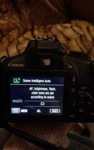 canon t3i camera for Sale in Miami, FL