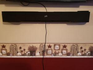 Polk audio sound bar for Sale in Martinsburg, WV