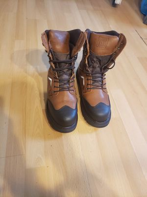 Rugged Blue Work Boots - Size: 12M for Sale in West Mifflin, PA