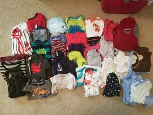 Baby boys clothes for Sale in Chesapeake, VA