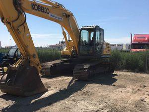 2016 Kobelco SK210 excavator for Sale in Chicago, IL