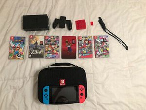 Nintendo switch bundle for Sale in Grove City, OH