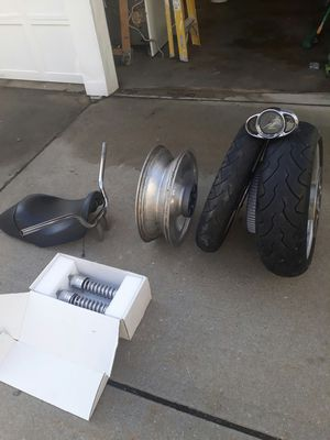 2002 Harley Davidson V-rod Parts for Sale for sale  Queens, NY