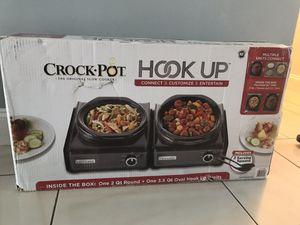 Crockpot Hook Up (BRAND NEW SEALED) for Sale in Margate, FL