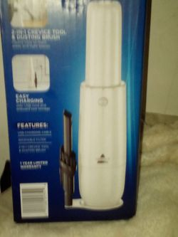 Turbo Slim Perfect For Quick Pickups By Bissell Brand New Never Opened Our Used Rechargeable Two In One Creative Tool And Dusting Brush for Sale in Fresno,  CA