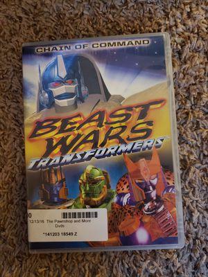 Beast wars DVD for Sale in Honor, MI