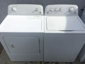 Kenmore HE washer and gas dryer. $325 delivered and installed for Sale in Fullerton, CA