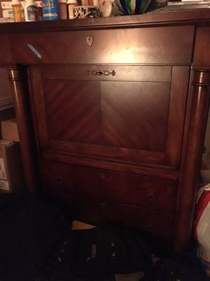 Antique Pull Down Desk for Sale in Street, MD
