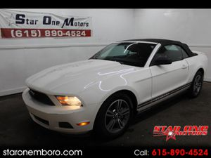 2010 Ford Mustang Convertible for Sale in Murfreesboro, TN