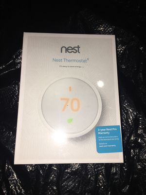 Brand new Nest thermostat for Sale in El Monte, CA