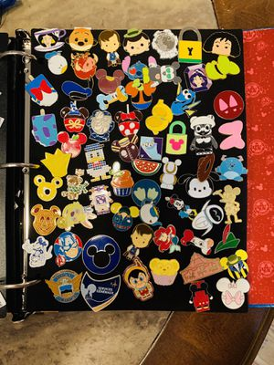 Disney Pins $3.00 each pin plus 20% off for Sale in Phoenix, AZ