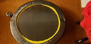 Exercise trampoline for Sale in Manson, WA