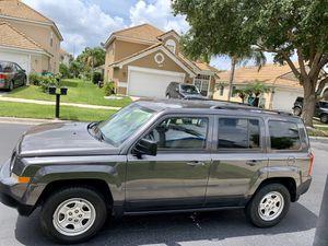 2015 JEEP PATRIOT FWD 4D SUV 2.0L HIGH ALTITUDE *low miles* for Sale in Orlando, FL