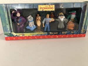 Applause Disney Pocahontas figurine set for Sale in Puyallup, WA