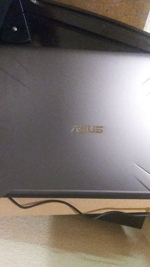 ASUS 17.3 TUF GAMING LAPTOP WITH RYZEN 7 CPU & TOTAL DEFENSE for Sale in Clovis, CA