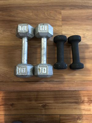 Weights (dumbbells) for Sale in Tampa, FL