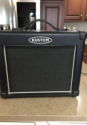 Kustom Arrow16DFX amplifier for Sale in Oswego, IL