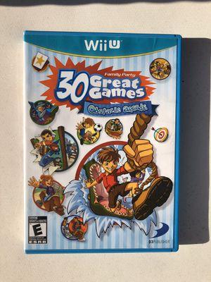Nintendo Wii U 30 Great Games for Sale in Miami, FL