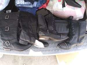 Women's size 6 boots for Sale in Tampa, FL