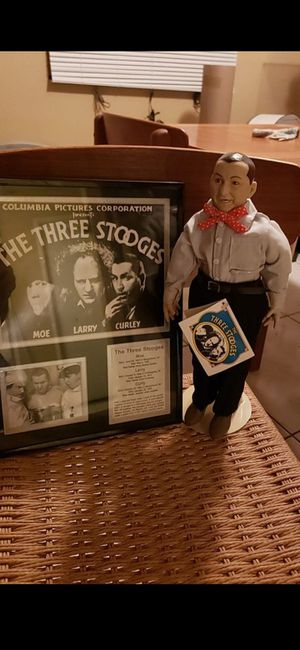 """ THE THREE STOOGES "" Columbia Pictues Corporation for Sale in Glendale, AZ"