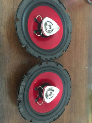 Boss Chaos Extreme 200w Speakers & Boss Radio Stereo (USB, Aux) for Sale in Vancouver, WA