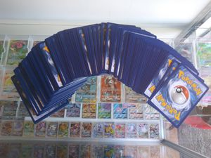 ONE HUNDRED NEW POKEMON CARDS ALL IN MINT CONDITION!!! for Sale in Phillips Ranch, CA